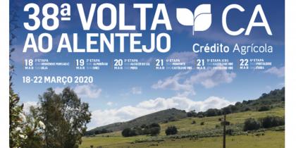 Apresentação Oficial da 38ª Volta ao Alentejo Crédito Agrícola
