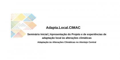 Seminário Inicial – Planeamento da Adaptação Climática Municipal no Alentejo Central