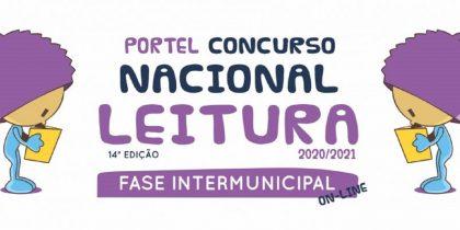 14.ª Edição do Concurso Nacional de Leitura 2020/2021 – Fase Intermunicipal