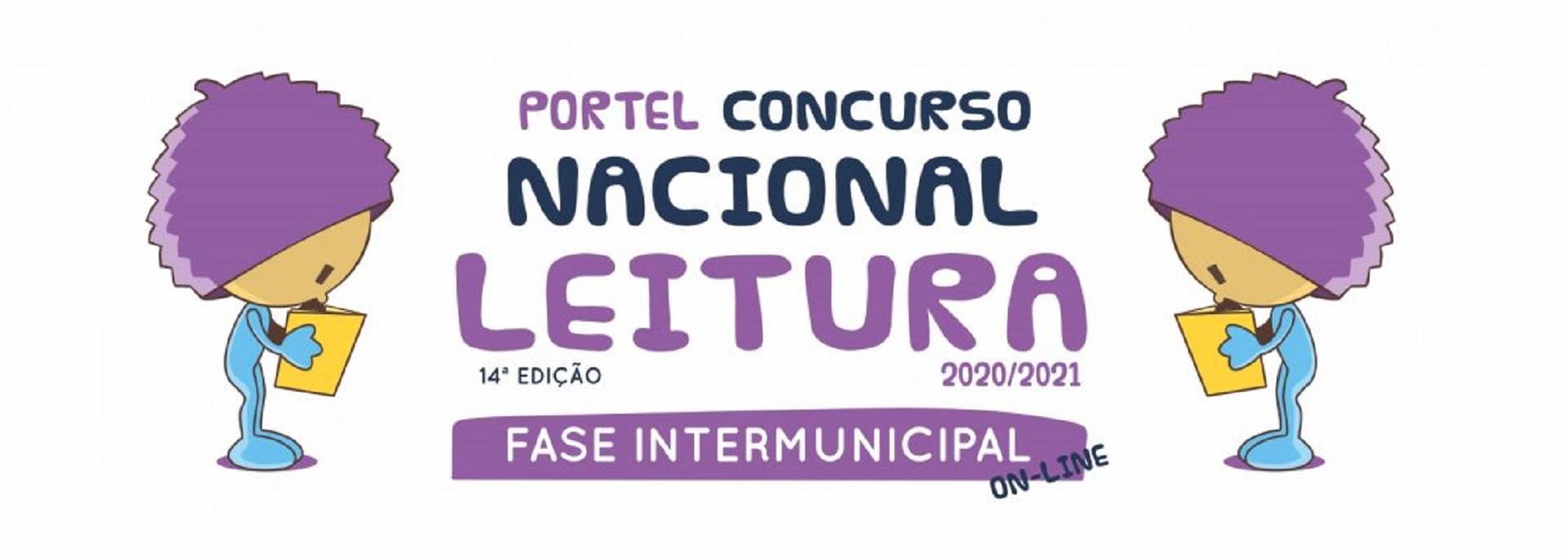 14.ª Edição do Concurso Nacional de Leitura 2020/2021 - Fase Intermunicipal