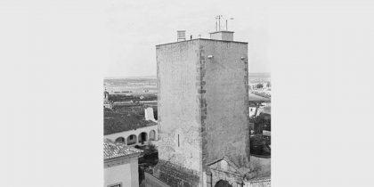 Recuperação da estação meteorológica da Torre do Sertório