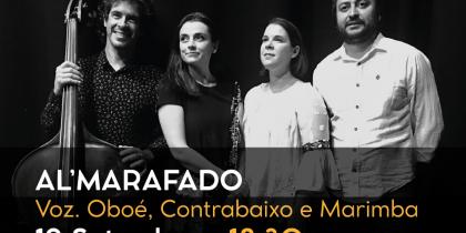 Festival Artes (s)em palco: Al'Marafado
