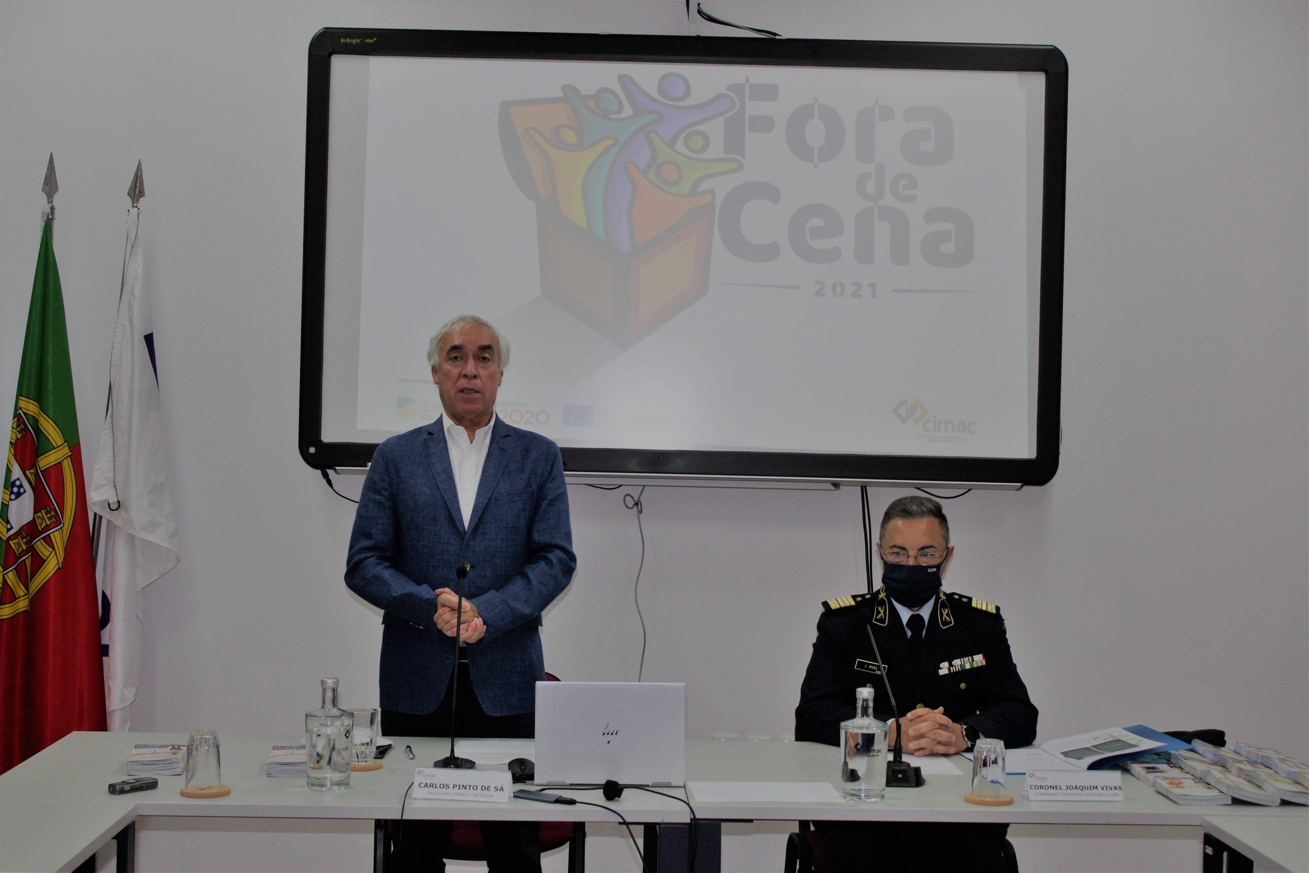 CIMAC e GNR lançam 14 guias-roteiro do Alentejo Central